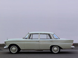 Pictures of Mercedes-Benz 230 (W110) 1965–68