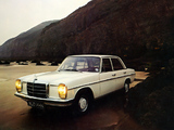 Mercedes-Benz E-Klasse (W114/115) 1967–76 pictures