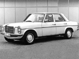 Mercedes-Benz E-Klasse Prototype (W115) 1974 wallpapers