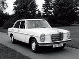 Mercedes-Benz 220 D (W115) 1967–73 pictures