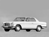 Mercedes-Benz 280 CE (W114) 1973–76 images