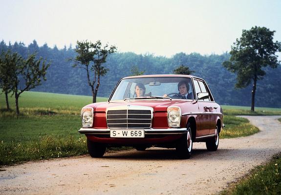 Mercedes-Benz W114/115 Strich-8 wallpapers