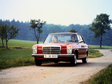 Mercedes-Benz 240 D 3.0 (W115) 1974–76 photos