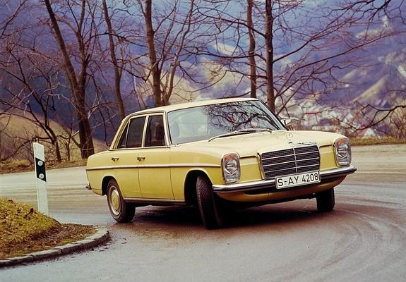 Photos of Mercedes-Benz 240 D 3.0 (W115) 1974–76