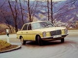 Photos of Mercedes-Benz 240 D 3.0 (W115) 1974–76