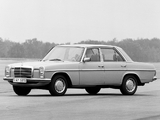 Mercedes-Benz 240 D 3.0 (W115) 1974–76 wallpapers