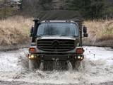 Images of Mercedes-Benz Zetros 1833 Military Truck 2008