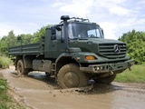 Mercedes-Benz Zetros 1833 Military Truck 2008 photos