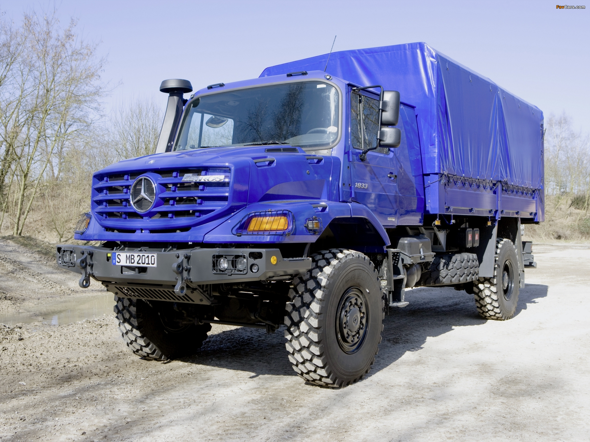 Image gallery mercedes zetros for Mercedes benz zetros 6x6 expedition vehicle