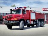 Rosenbauer Mercedes-Benz Zetros 2733 Feuerwehr 2012 images