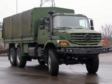 Pictures of Mercedes-Benz Zetros 2733 Military Truck 2008
