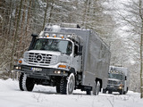 Pictures of Mercedes-Benz Zetros 2733 A Expedition Vehicle 2011