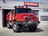 Pictures of Rosenbauer Mercedes-Benz Zetros 2733 Feuerwehr 2012