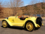 Mercer Series 5 Raceabout 1922 pictures
