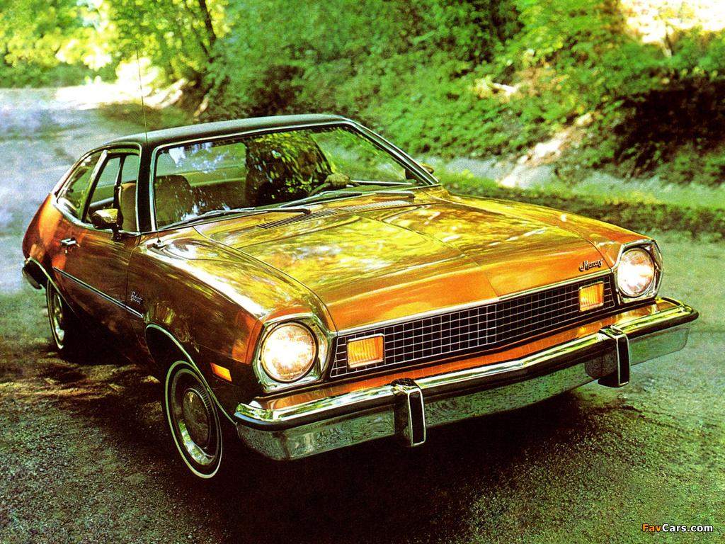 Images of Mercury Bobcat 1974 (1024 x 768)