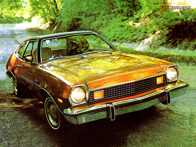 Images of Mercury Bobcat 1974 (640 x 480)
