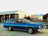Mercury Bobcat Villager Wagon (73H) 1974–75 images
