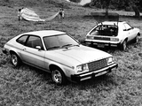 Mercury Bobcat Runabout Sports Package & Runabout 1979 images