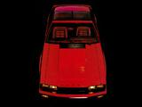 Mercury Capri RS 5.0 T-Roof 1983–90 photos