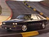 Mercury Capri RS 5.0 1983–90 wallpapers