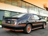 ASC McLaren Mercury Capri Coupe 1984–90 images