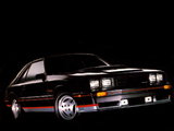 Mercury Capri Turbo RS 1984 wallpapers