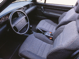 Mercury Capri XR2 1991–94 images