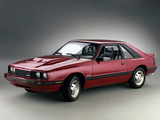 Photos of Mercury Capri RS 1981–82