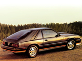Photos of Mercury Capri Turbo RS 1984