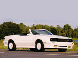 ASC McLaren Mercury Capri Convertible 1986 wallpapers