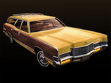 Images of Mercury Marquis Colony Park 1971