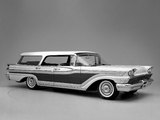 Mercury Colony Park Country Cruiser (77B) 1959 images