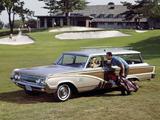 Mercury Colony Park 1964 images