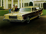 Mercury Marquis Colony Park 1976 images