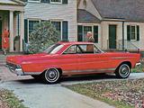 Images of Mercury Comet Caliente Hardtop Coupe 1965