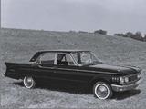 Mercury Comet 1961 photos