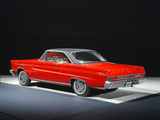 Mercury Comet Cyclone 1965 photos