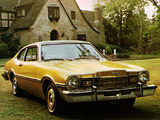 Mercury Comet 2-door Sedan 1974 pictures