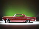Photos of Mercury Comet Caliente Hardtop Coupe 1964