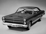 Photos of Mercury Comet Cyclone GT 1966