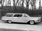 Mercury Commuter Country Cruiser 1959 wallpapers