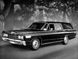 Mercury Commuter Hearse by Abbott & Hast 1967 pictures