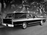 Mercury Commuter Hearse by Abbott & Hast 1967 pictures