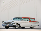 Photos of Mercury Commuter Station Wagon 1957