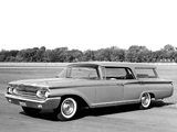 Pictures of Mercury Commuter Country Cruiser 1960