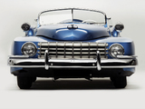 Mercury Bob Hope Special Concept Car 1950 wallpapers