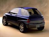 Mercury Fusion Concept 1996 photos