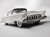 Pictures of Mercury Monterey XM-800 Concept Car 1954