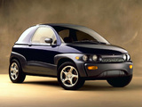 Pictures of Mercury Fusion Concept 1996