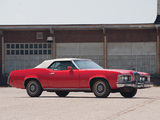 Images of Mercury Cougar Convertible 1973